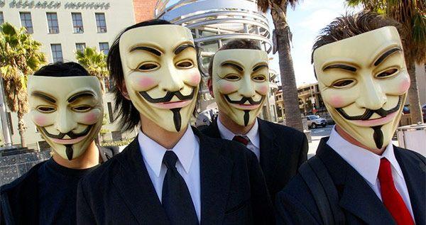 Hackerii se razbuna dupa blocarea Megaupload. Cu un click esti parte din atacul Anonymous
