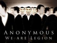 Hackerii de la Anonymous avertizeaza Romania:  ACTA este un pas catre dictatura pe Internet