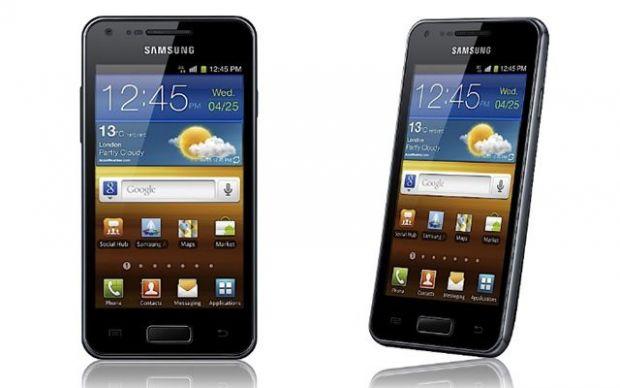 Galaxy S Advance, noua stea din galaxia Samsung. Comparatie cu Samsung Galaxy S II si GALERIE FOTO