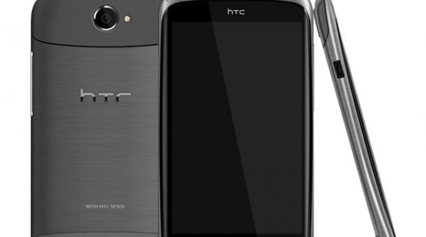 VIDEO Primul clip cu HTC Ville, un smartphone Android 4 ICS cu display de 4.3 inch