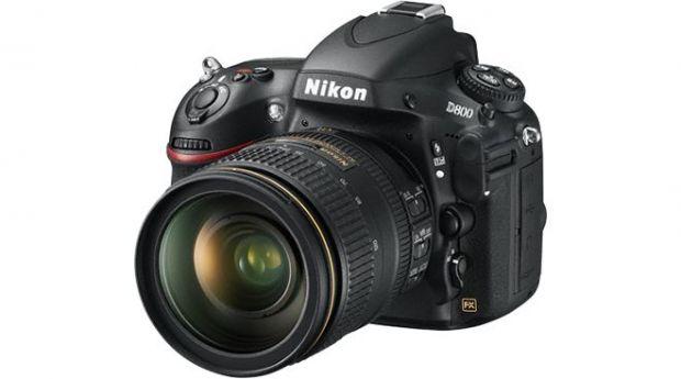 Nikon a lansat o camera DSLR cu o rezolutie uimitoare de 36,3 megapixeli