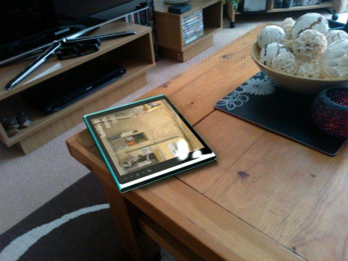 tableta Nokia Lumia Coffee Tab