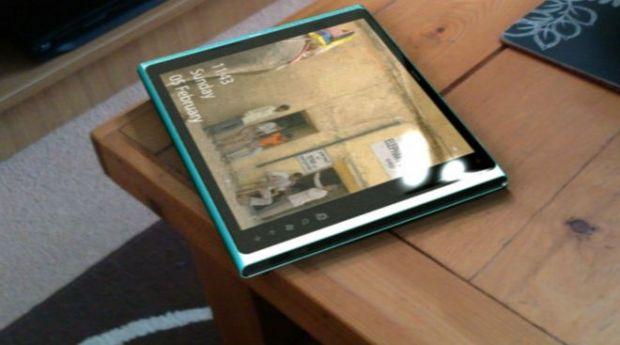 CONCEPT Tableta Nokia Lumia de 9,7 inch si sistem de operare Windows 8