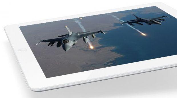 Armata Statelor Unite se inarmeaza cu iPad-uri