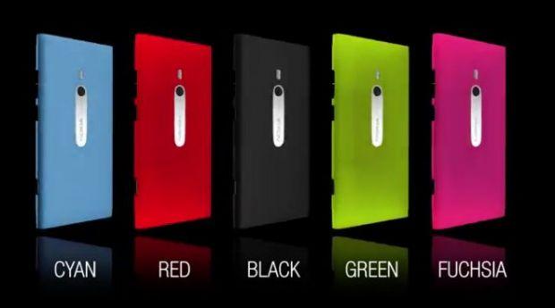 VIDEO Asorteaza-ti rochia alba, bluza rosie sau fusta verde. Nokia pregateste colectia de primavara