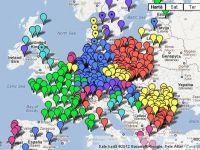 Proteste fara precedent in Europa. 120.000 oameni au iesit in strada impotriva ACTA