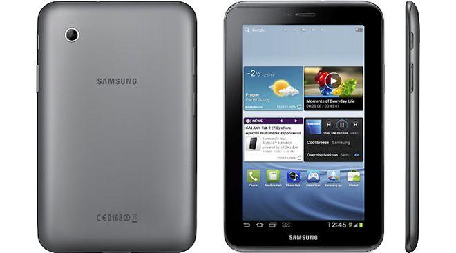 Prima tableta Samsung cu Android 4.0 Ice Cream Sandwich. Vezi specificatiile tehnice si pretul