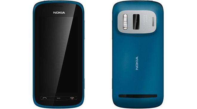 concept Nokia 808 PureView
