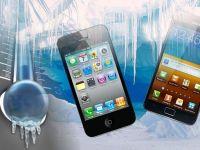 Cel mai rezistent smartphone la temperaturi scazute functioneaza fara probleme la -30 de grade C