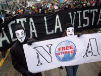 Bulgaria are tupeu. A spus  NU  tratatului ACTA