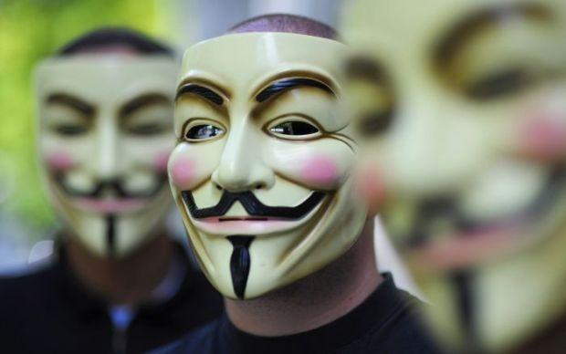 Baietii de la Anonymous au pus la pamant inca un site important, dupa ce au atacat FBI si CIA