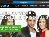 Filmele de pe Voyo.ro vor putea fi urmarite pe televizoarele Samsung Smart TV