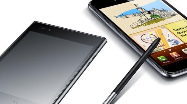 TABLETPHONE, cea mai noua tendinta in materie de telefoane mobile: LG Optimus VU vs. Samsung Galaxy Note