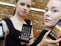 FOTO LG anunta L-Style, o noua serie de smartphone-uri Android: L7 (4,3 inch), L5 (4 inch) si L3 (3,2 inch)