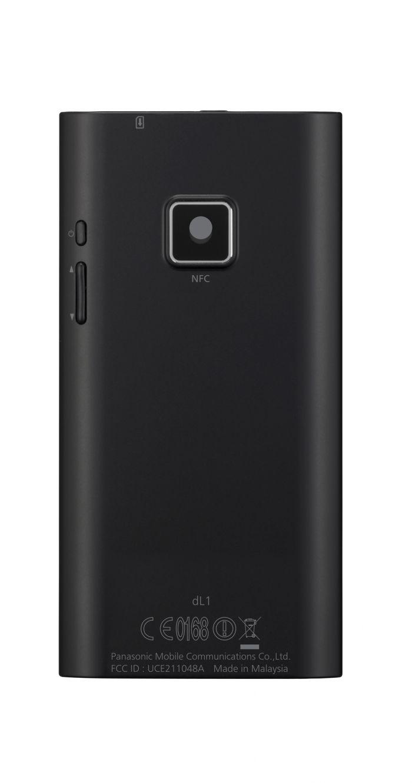 Panasonic Eluga Black