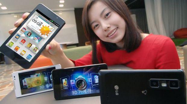 LG lanseaza primul smartphone cu functie de editare a fotografiilor 3D. Vezi pretul