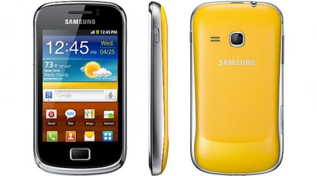 Samsung lanseaza Galaxy mini 2, in culori vesele de primavara