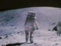 VIDEO in premiera: Ce lucru inedit au facut astronautii Apollo 17 in ultima misiune pe Luna