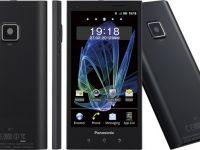 Panasonic lanseaza un smartphone ultra-slim de doar 7,8 mm, cu display de 4,5 inch si sistem de operare Android 4