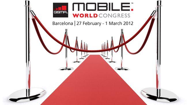 Mobile World Congress 2012 Red Carpet