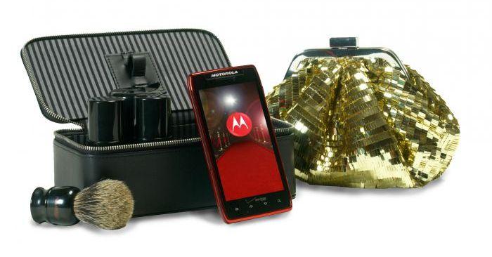 Motorola Droid Razr Maxx Red Carpet
