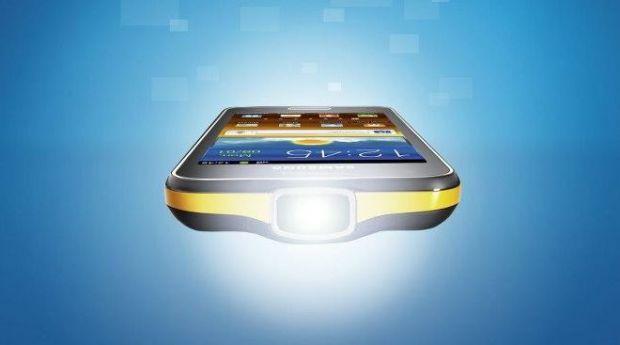 Samsung anunta GALAXY BEAM, smartphone-ul cu proiector de 50 inch si luminozitate de 15 lumeni