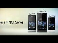 Sony anunta NXT, o noua serie de smartphone-uri: Xperia P, Xperia S si Xperia U