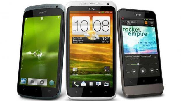 HTC arunca in lupta artileria grea: One X, un quad-core cu camera foto impresionanta, One S si One V
