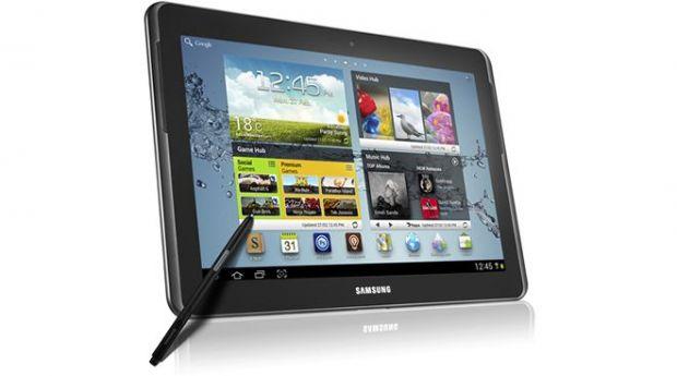 Samsung lanseaza Galaxy Note 10.1 cu creion capacitiv si sistem de operare Android 4