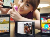 VIDEO Hands-on LG Optimus VU, un smartphone Android, cu display de 5 inch