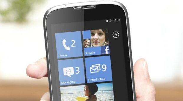 ZTE anunta un Windows-Phone cu display de 4,3 inch