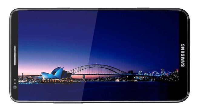 FOTO Au aparut noi informatii despre caracteristicile mult asteptatului model Galaxy S III