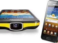 VIDEO Samsung Galaxy Beam, proiector de 50 inch sau smartphone cu display mare?