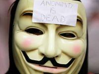 Anonymous a atacat site-ul Interpolului, dupa ce organizatia a anuntat arestarea a 25 de hackeri