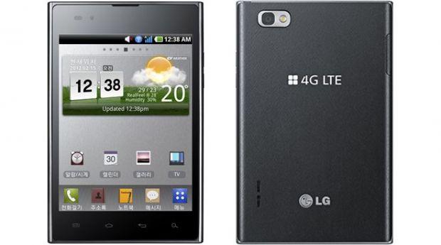 VIDEO Hands-On LG Optimus VU. Vezi cum arata tabletphone-ul cu display de 5 inch