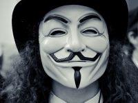 Anonymous Romania a atacat usturator o institutie economica importanta