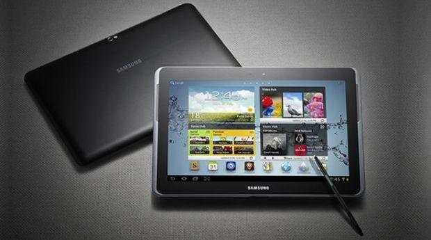 Samsung Galaxy Note 10.1, tableta multi-screen cu creion capacitiv