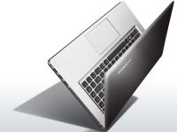 VIDEO Hands-On Lenovo IdeaPad U400, laptopul cu procesor i7 si memorie DDR3 de 8 GB