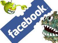 Peste 200.000 de romani, victime ale unui atac pe Facebook