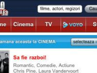 Internet ProTV a lansat m.procinema.ro - Ghidul tau mobil de filme