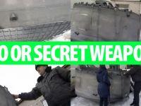 OZN sau arma secreta? Un misterios obiect din titan a cazut in Siberia VIDEO
