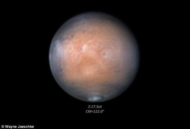 Un astronom amator da peste cap tot ce se stia despre Marte. Ce descoperire a facut