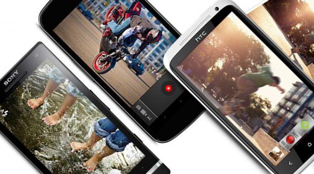 VIDEO Cat de repede poti face o fotografie cu telefonul mobil? HTC One X vs. Sony Xperia S vs. Samsung Galaxy Nexus