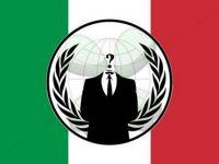 Anonymous ataca site-urile politiei italiene