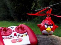 VIDEO Pasarile furioase vin in lumea reala. O companie a lansat elicopterul Angry Birds