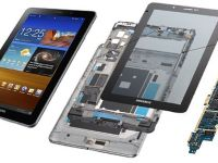 VIDEO Cum este construita tableta Galaxy Tab 7.7