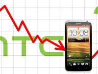 Venituri HTC in scadere. Taiwanezii mizeaza pe noul model One X, disponibil si in Romania. Vezi pretul