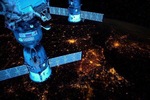 Pamantul, spectaculos! Cele mai frumoase imagini realizate de pe orbita