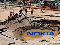 Nokia primeste inca o lovitura grea dupa scaderea cu 16% a vanzarilor de telefoane mobile