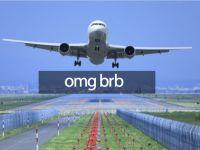 Un avion era pe punctul sa se prabuseasca din cauza unui SMS